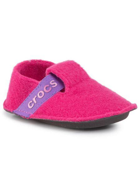 Klasyczne sandały - różowe Crocs