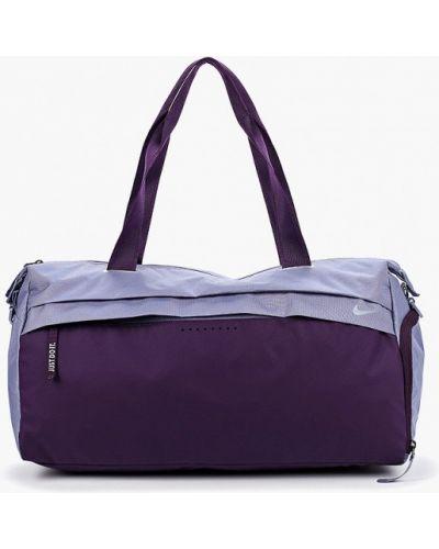 Спортивная сумка фиолетовый Nike