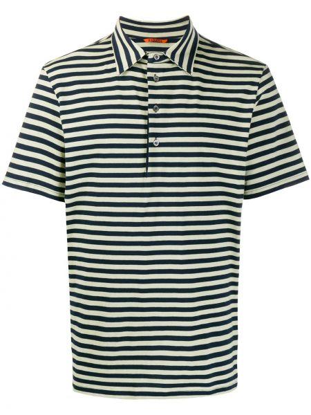 Koszula krótkie z krótkim rękawem w paski z paskami Barena