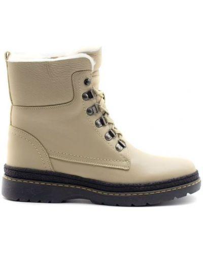 Ботинки - бежевые Baden