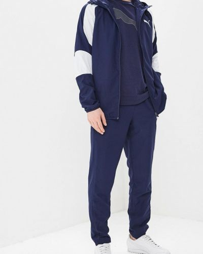 Спортивный костюм синий Puma