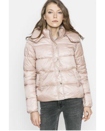 Куртка с капюшоном стеганая с карманами Review