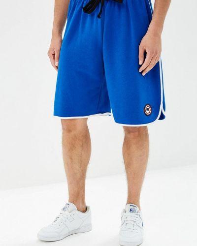 Синие шорты J.b4