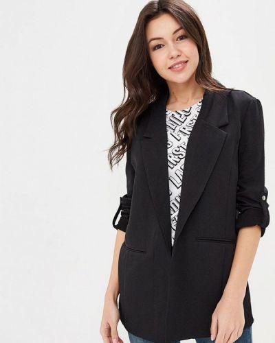 Черный пиджак Jennyfer