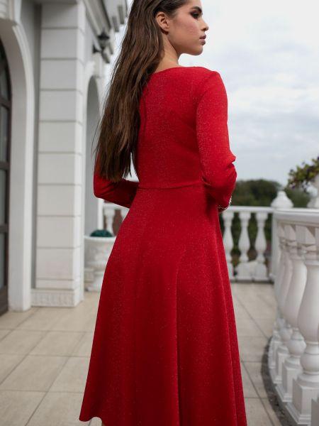 Красное платье Vovk