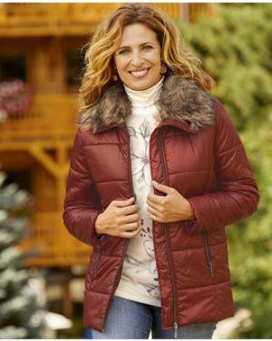 Утепленная куртка на молнии облегченная Atlas For Men