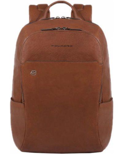 Рюкзак на молнии квадратный Piquadro
