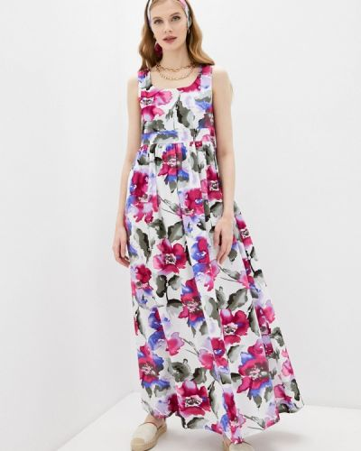 Разноцветное платье Aelite