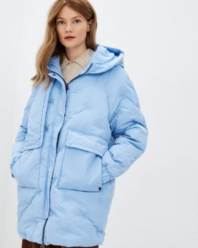 Утепленная куртка - голубая Rinascimento