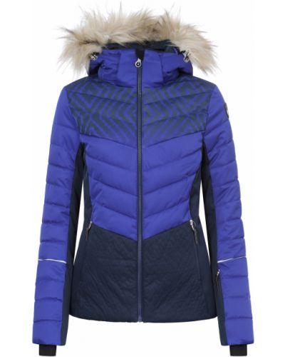 Синяя куртка горнолыжная Icepeak