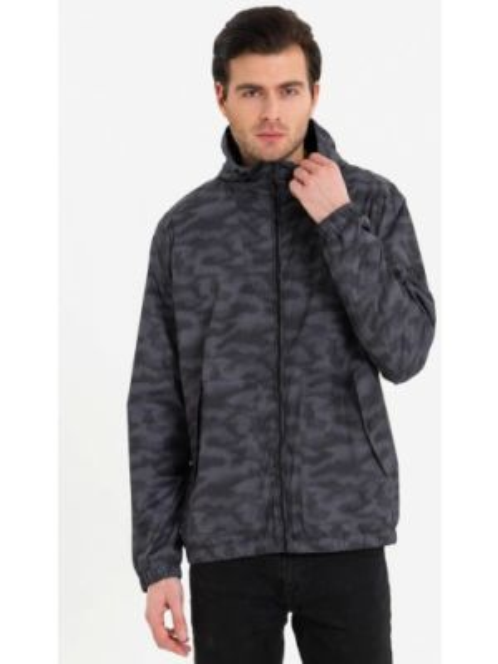 Серая куртка Lab Fashion