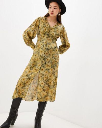 Вечернее платье - золотое The Kooples