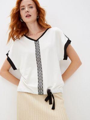 Пуловер - белый Passioni