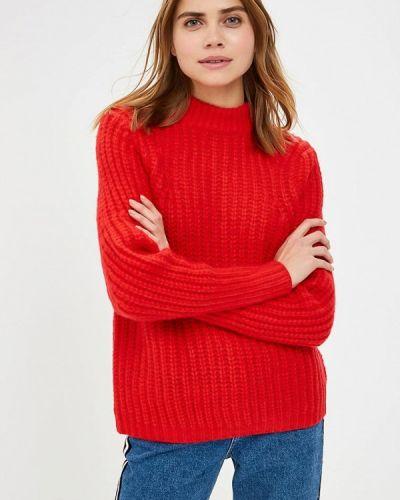 Красный свитер Selected Femme
