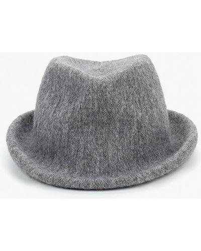 Серая шляпа с узкими полями Noryalli
