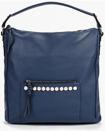 Кожаный сумка с ручками 2019 Fabretti