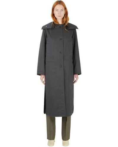 Płaszcz - czarny Lemaire