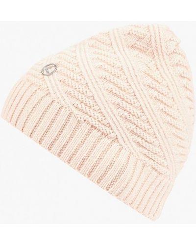 Розовая шапка осенняя Luhta