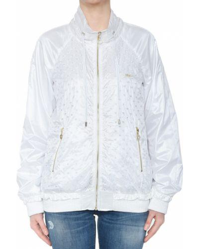 Куртка весенняя белая Liu Jo