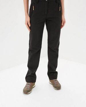Черные брюки утепленные Icepeak