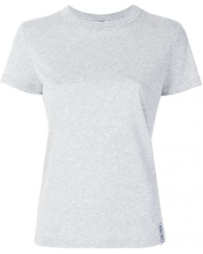 Серая футболка Kenzo