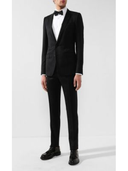 Смокинг черный классический Dolce & Gabbana