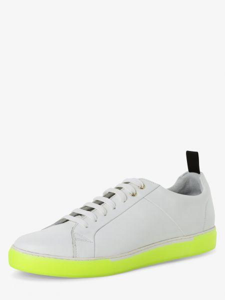 Białe tenisówki Gordon & Bros