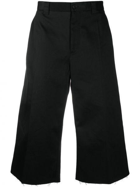 Przycięte spodnie, czarny Versace
