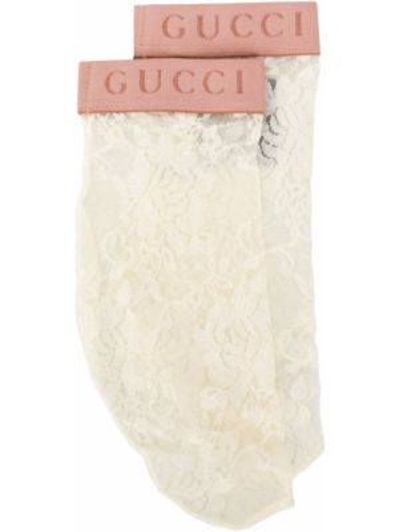 Skarpety - białe Gucci