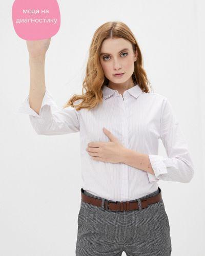 Розовая с рукавами рубашка Colin's