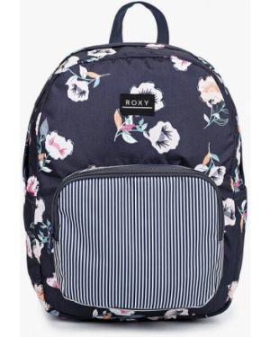 Синий текстильный рюкзак Roxy