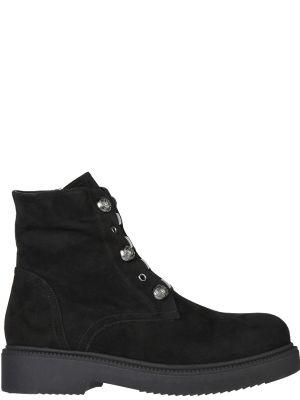 Ботинки из полиуретана - черные Lab-milano