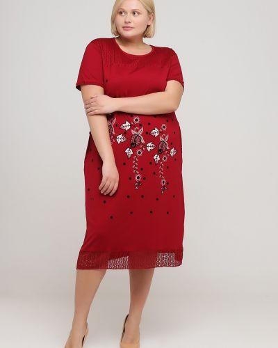 Платье - красное Romeo Life