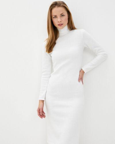 Вязаное белое платье Toryz