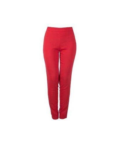 Летние брюки из вискозы шерстяные Emporio Armani