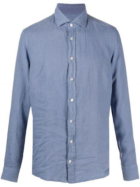 Koszula z długim rękawem klasyczna długa Hackett