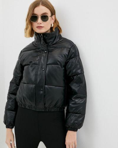 Утепленная куртка - черная Vittoria Vicci