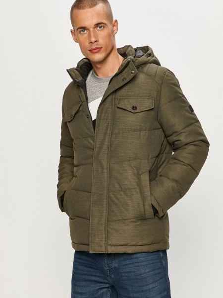 Прямая куртка с капюшоном с декоративной отделкой Jack & Jones