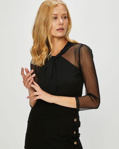 Блузка с декольте трикотажная Morgan