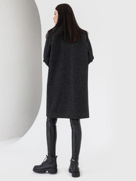 Пальто - черное Vovk