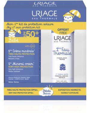 Термальная вода кожаный Uriage