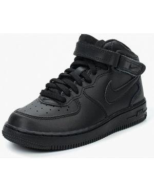 Кеды кожаный натуральный Nike