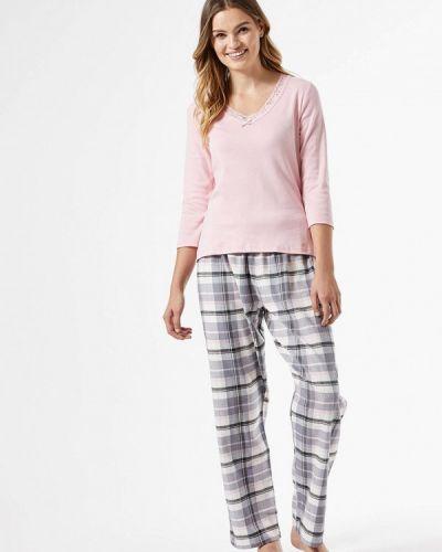 Пижамная розовая пижама Dorothy Perkins