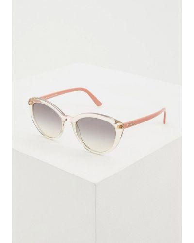 Солнцезащитные очки кошачий глаз 2019 Prada