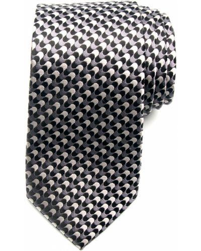 Черный галстук Ken Scott