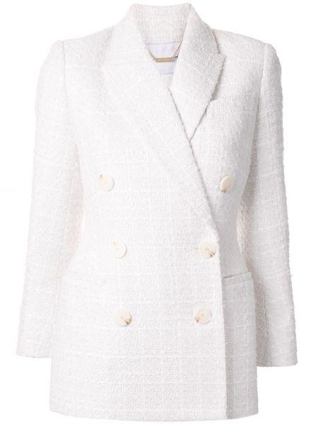 Пиджак твидовый с манжетами Camilla And Marc