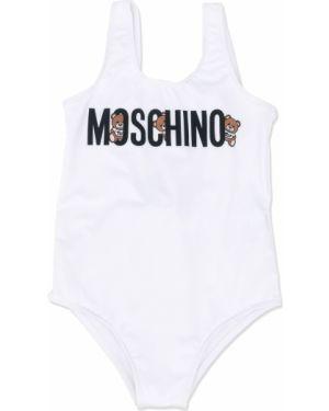 Czarny garnitur Moschino