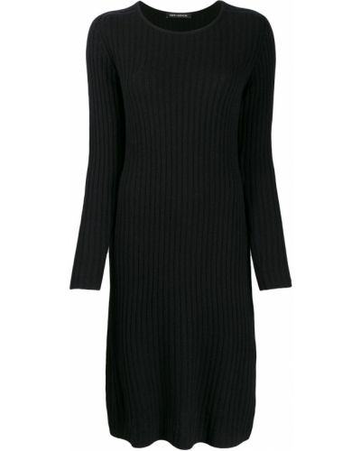 Платье макси с длинными рукавами приталенное Iris Von Arnim