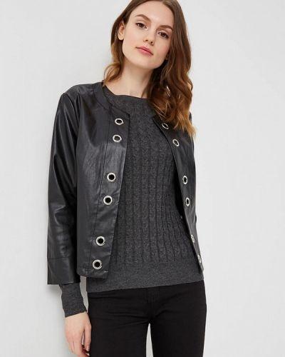 Черная куртка B.style
