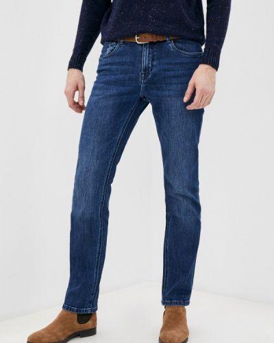Синие прямые джинсы Fine Joyce